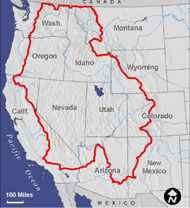 continental united states map with Great Western Loop on Andaz Fifth Avenue further Chatham Bars Inn likewise Point Roberts Washington Its Harder To Get To Than You Think as well Trails of the Oconee National Forest as well Ladera Resort St Lucia.