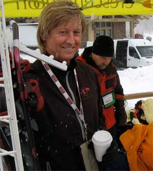 Jake Thamm, Crescent Moon Snowshoes founder