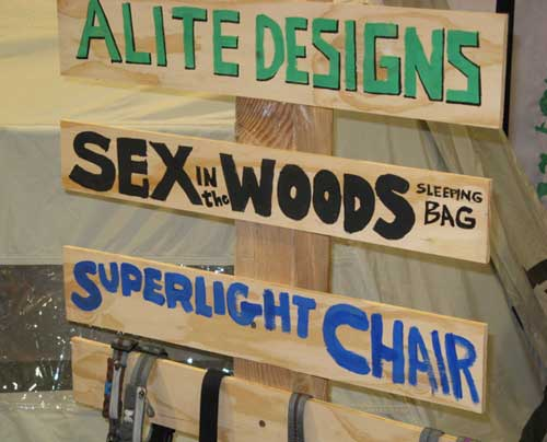 alite designs sign