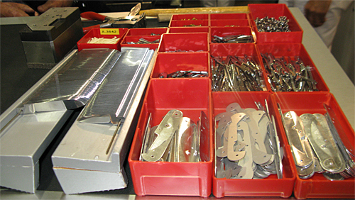 Outdoor Retailer Building A Victorinox Swiss Army Knife