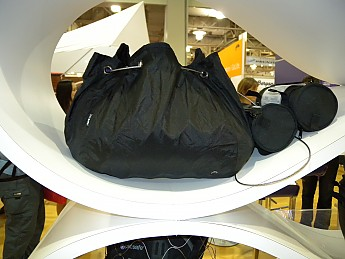 PacSafe camera bag cover