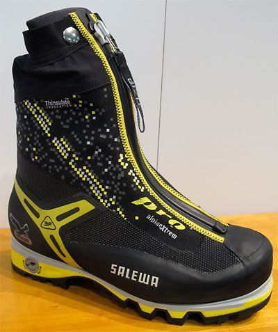 Switch From Walk To Climb With Salewa Pro Gaiter Boot