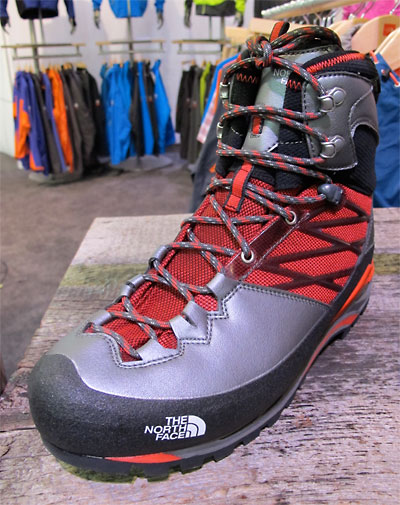 920a9a09d84 The North Face's first mountaineering boot (really) - Trailspace