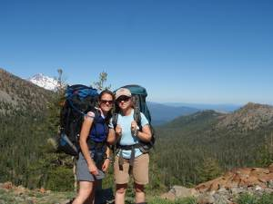 Researchers on the PCT