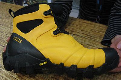 Hi tec par boot combines rain boot with hiker trailspace for Pool design meindl
