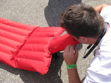 Windcatcher Air Pad