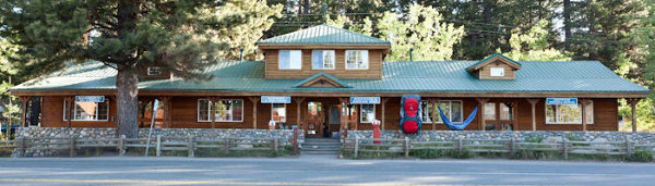 Tahoe Mountain Sports Store.