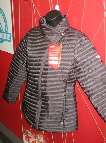 PrimaLoft Performance Down Fills