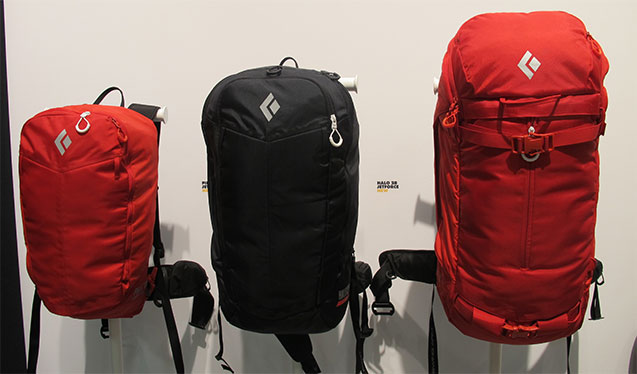Black Diamond Introduces First Jet Fan Avy Airbags