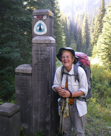 Meet PCTA Volunteer and Thru-Hiker Tammy Turner