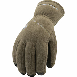 photo of a glove/mitten