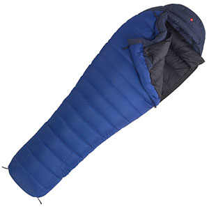 photo of a sleeping bag/pad