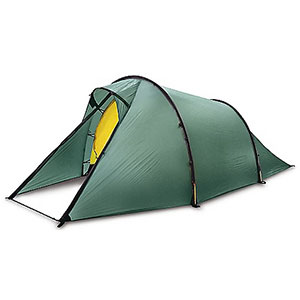 photo of a tent/shelter