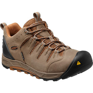 photo of a trail shoe