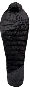 photo: Klattermusen Brage 3-season down sleeping bag