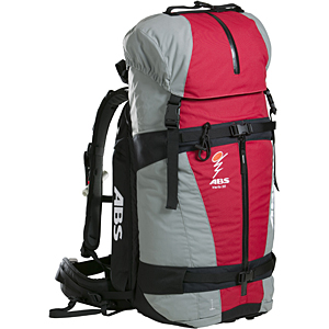 photo: ABS Vario 15 Backpack avalanche airbag pack