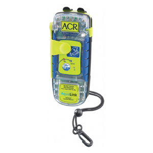 photo: ACR AquaLink 406 locator beacon