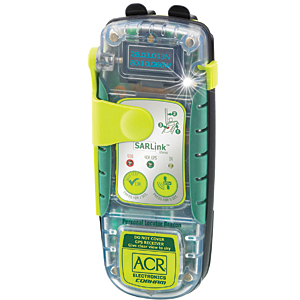 photo: ACR SARLink 406 View locator beacon