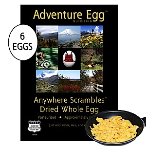 Adventure Egg Anywhere Scrambles