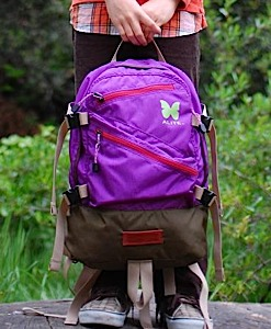 photo of a Alite backpack