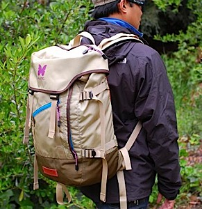photo: Alite Tancho daypack (under 2,000 cu in)