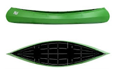 photo: Ally Canoes Model 611 15' DR folding canoe