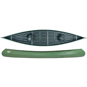 photo of a Ally Canoes folding canoe