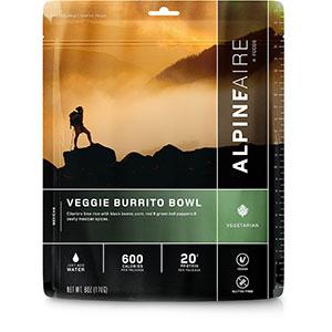 AlpineAire Foods Veggie Burrito Bowl
