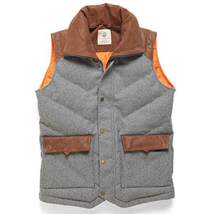 Alps & Meters Alpine Hooded Vest