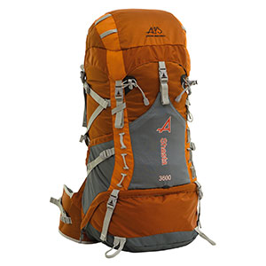 photo: ALPS Mountaineering Shasta 3600 weekend pack (3,000 - 4,499 cu in)