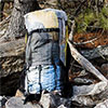 photo: Appalachian Ultralight Cuben Fiber Thru Hiker's Pack