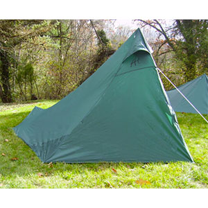 photo of a Appy Trails tarp/shelter