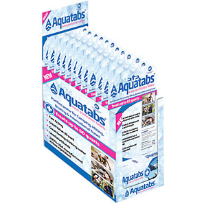 photo: Aquatabs Water Purification Tablets chemical water treatment