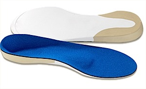 photo: ArchCrafters Runner's Custom Comfort Insole insole