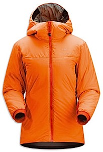 photo: Arc'teryx Women's Atom SV Hoody synthetic insulated jacket
