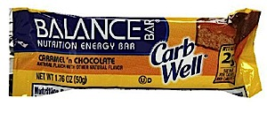 Balance Bar Carb Well