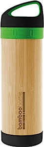 photo of a Bamboo Bottle water bottle