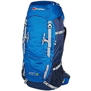 photo of a Berghaus backpack