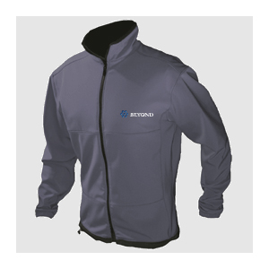 photo of a Beyond Clothing soft shell jacket