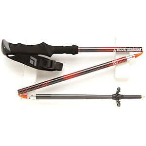photo: Black Diamond Ultra Mountain Carbon rigid trekking pole
