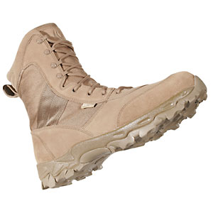 photo of a Blackhawk! backpacking boot