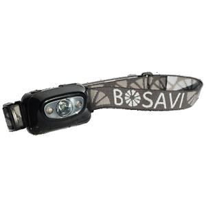 photo of a Bosavi headlamp