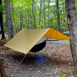 Bushcraft Outfitters 10' x 10' Tarp