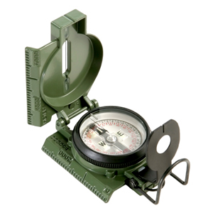 photo: Cammenga Compass handheld compass