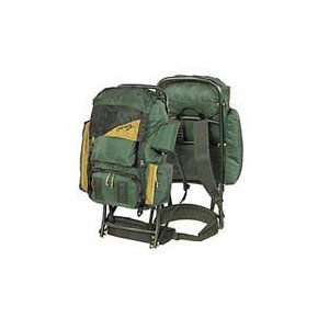 photo: Camp Trails Adjustable II external frame backpack