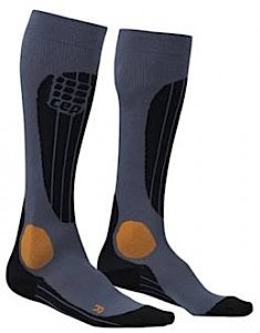 photo: CEP Compression Skiing Sock snowsport sock