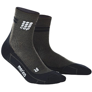 CEP Dynamic+ Merino Short Cut Socks
