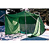 photo: Churchill River Canoe Outfitters Nylon Campfire Tent 5x7