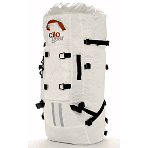 photo: CiloGear Dyneema 60L WorkSack weekend pack (3,000 - 4,499 cu in)