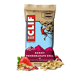 Clif Berry Pomegranate Chia Bar
